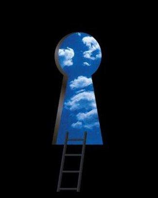 Lorsqu 39 une porte du bonheur se ferme une autre s 39 ouvre for Porte qui s ouvre dessin